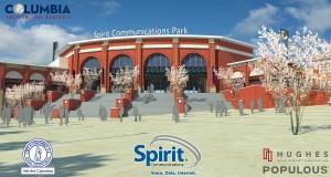Spirit Comm Park Rendering